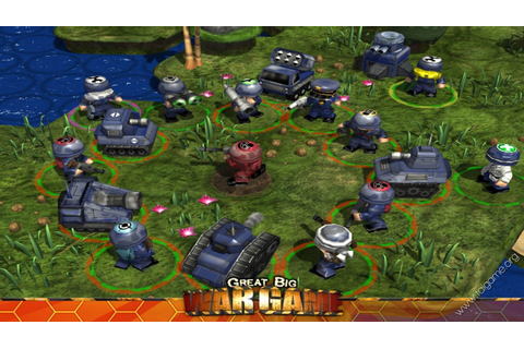 Great Big War Game - Tai game | Download game Chiến thuật