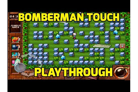 Bomberman Touch: The Legend of Mystic Bomb (iPhone) - Full ...