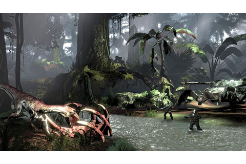 C4C Games: Turok 2008 Complete PC Game Free Download