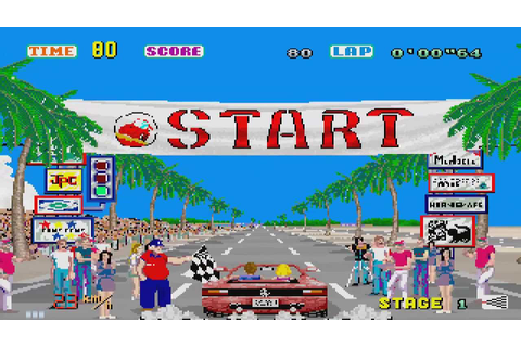 Top 10 classic Racing Video Games of All-Time