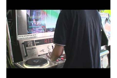 [CODED CAMS] beatmania IIDX 15 DJ TROOPERS Gameplay - YouTube