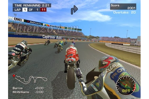 MotoGP 2 Game Free Download For PC | Hienzo.com