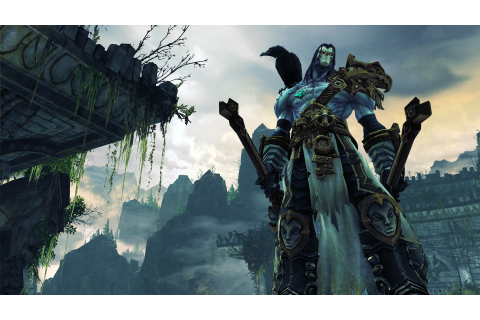 Darksiders II Computer Wallpapers, Desktop Backgrounds ...