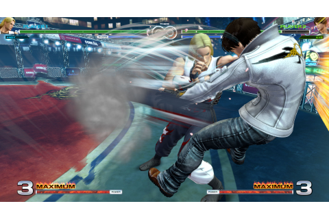 THE KING OF FIGHTERS XIV | Deep Silver