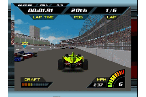 Indy Racing League 2000 (2000) by Paradigm Entertainment ...