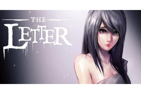 """The Letter"" Anime Horror Game Released After 2 Years In ..."