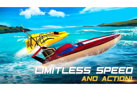 Xtreme Racing 2 - Speed RC boat racing simulator - Android ...