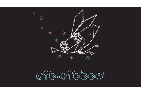Vib-Ribbon (PS One Classic) Game | PSP - PlayStation
