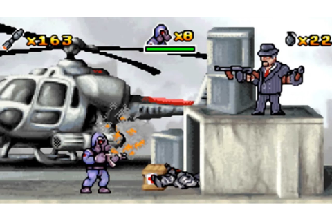 GBA Longplay #6: CT Special Forces - YouTube