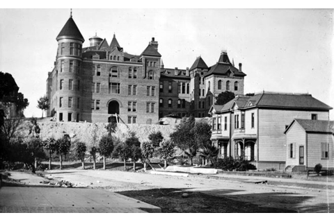 CityDig: When UCLA Was a Downtown Teaching College - Los ...