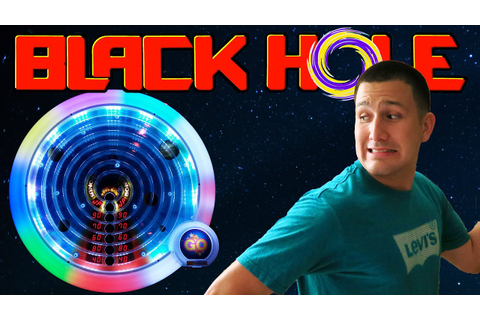 BLACK HOLE - Arcade Ticket Game - YouTube