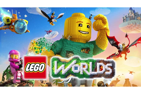How To Download Lego Worlds For Free | Pc Tutorial | 2017 ...