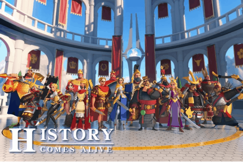 Rise Of Kingdoms Lost Crusade V1.0.19.38 MOD APK