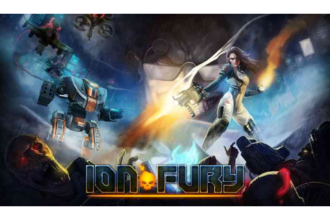 Ion Fury Review - A Bombshell Blast From the Past ...