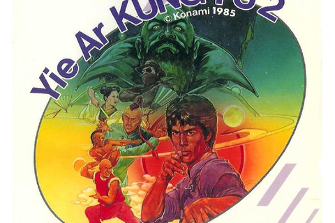 Yie Ar Kung-Fu 2: The Emperor Yie-Gah Reviews, News ...