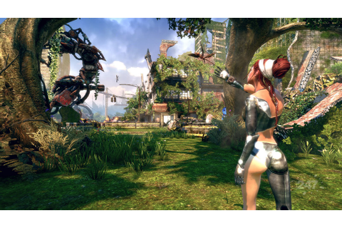 Video Game Butt Shots: Enslaved: Odyssey to the West ...
