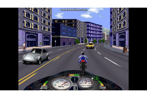 Hack game Road Rash - YouTube