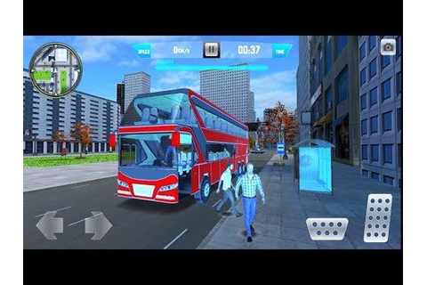 Dhaka City bus - Android Game [New Super Game] - YouTube ...