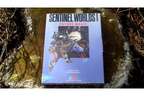 Sentinel Worlds I Future Magic Unboxing (PC) ENGLISH - YouTube