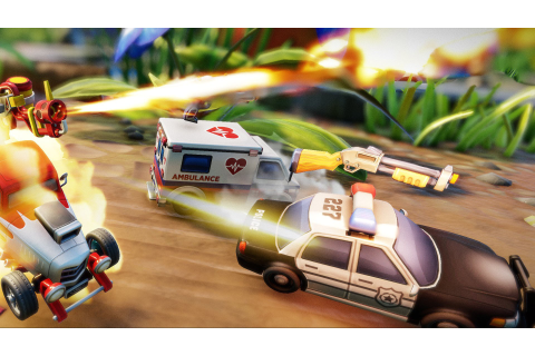 Micro Machines World Series | PC Game Key | KeenShop