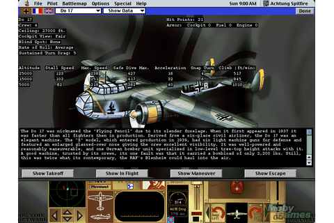 Download Achtung Spitfire (Mac) - My Abandonware