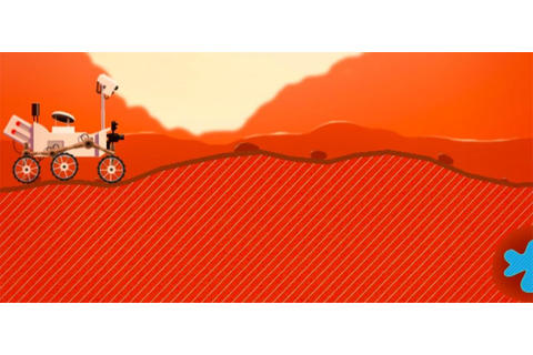 NASA's Mars Rover game puts players on the Red Planet ...