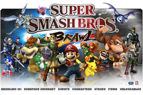 Super Smash Brothers Video Game | Game On Party