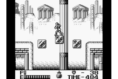 CastleVania II: Belmont's Revenge (Game Boy) with ...