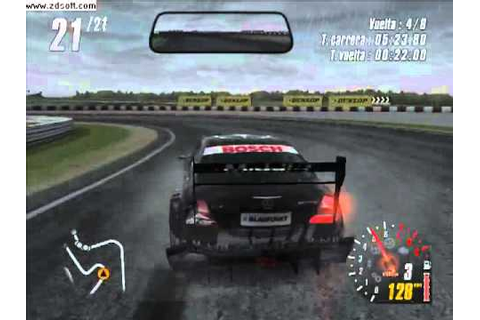 TOCA Race Driver 2 PC Gameplay - YouTube