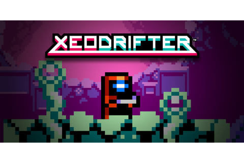 Xeodrifter | Nintendo 3DS download software | Games | Nintendo