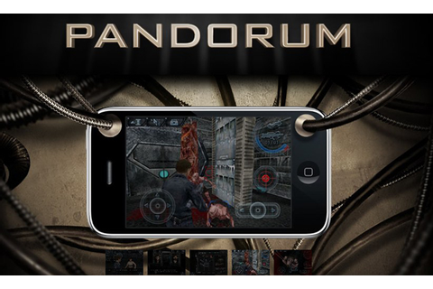 'Pandorum' iPhone/iPod Touch Game Now Available - Icon Vs ...