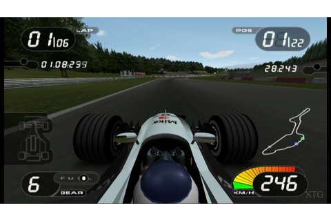 Formula One 2001 PS2 Gameplay HD (PCSX2) - YouTube