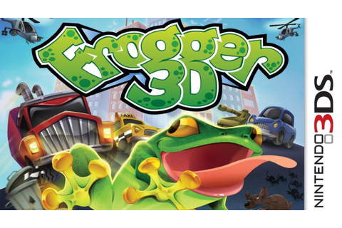 Frogger 3D Gameplay (Nintendo 3DS) [60 FPS] [1080p] - YouTube
