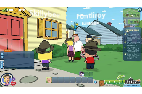 Family Guy Online | MMOHuts