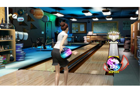 High Velocity Bowling® Game | PS3 - PlayStation