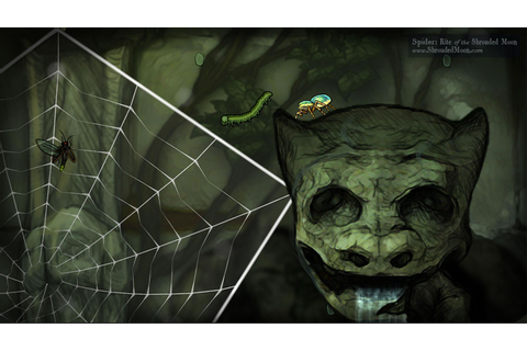 Spider: Rite of the Shrouded Moon Review for PlayStation 4 ...