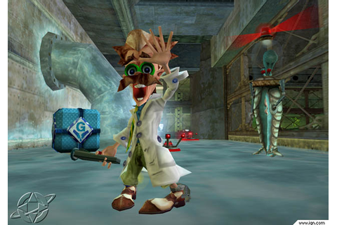 Dr. Muto Screenshots, Pictures, Wallpapers - PlayStation 2 ...