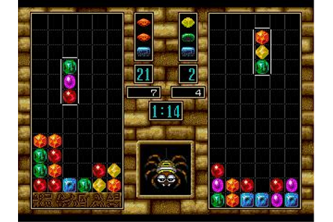 Columns III: Revenge of the Columns Download (2000 Puzzle ...