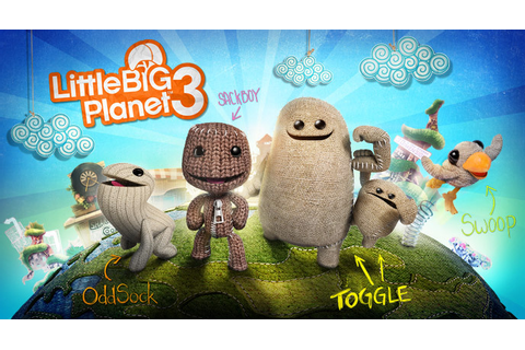 LittleBigPlanet (Video Game) - TV Tropes