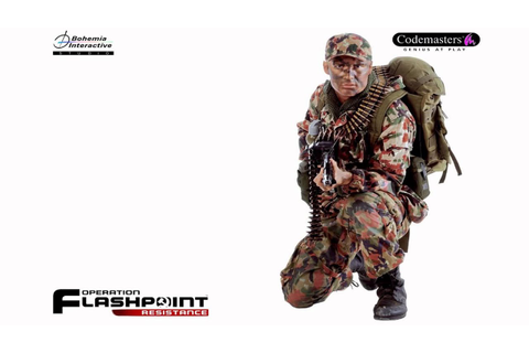 Operation Flashpoint Resistance - Soundtrack (OST) [Theme ...