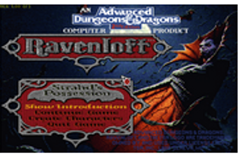Download Ravenloft - Strahds Possession | Abandonia
