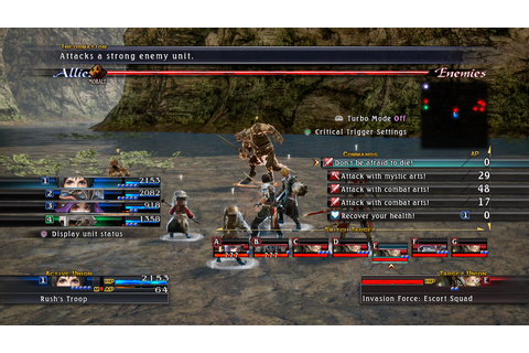Square Enix Remastering The Last Remnant for PS4, Coming ...