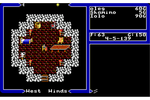 Ultima V: Warriors of Destiny - My Abandonware
