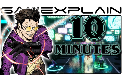 12 Minutes of Travis Strikes Again: No More Heroes ...