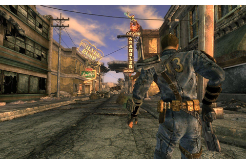 Games Fun: Fallout: New Vegas