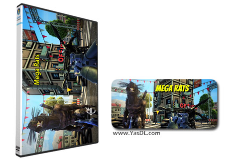MegaRats Game For PC A2Z P30 Download Full Softwares, Games