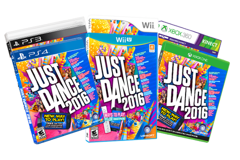 Just Dance 2016 - Song List & Game Info | Ubisoft®