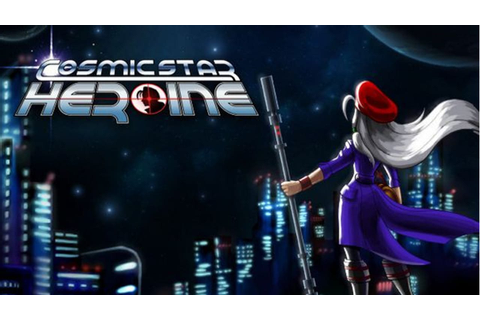 Cosmic Star Heroine » FREE DOWNLOAD | CRACKED-GAMES.ORG