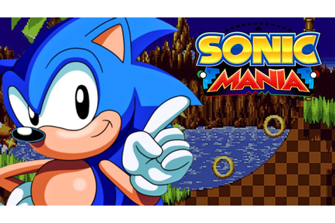 Sonic Mania : Conferindo o Game - YouTube