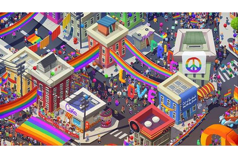 "Atari Sells LGBT-Themed Sim Game ""Pridefest"" To LGBT Media ..."